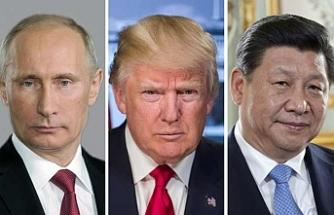 ABD'nin yeni savunma bütçesine karşı Çin-Rusya iş birliği
