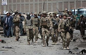 Afganistan'da Cumhurbaşkanlığı Sarayı'na saldırı