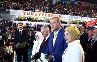 AK Parti yeni MKYK listesinin tamamı