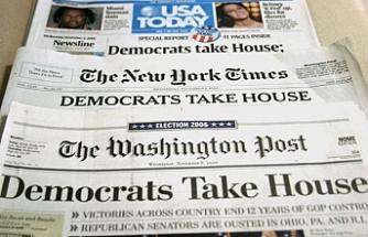 Amerikan gazetelerinden Trump'a 'biz halkız' tepkisi