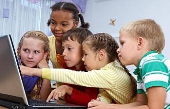 Çocuklar arasında teknoloji bağımlılığı düşündürüyor