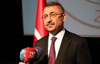 Cumhurbaşkanı Yardımcısı Oktay'dan ek vergi açıklaması