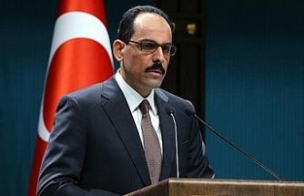 Kalın: Türkiye ekonomisi normalleşme trendine girmiştir