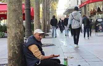 Fransa'da sokakta oturma yasağı