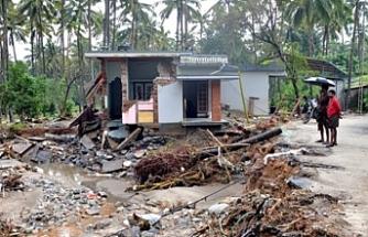 Hindistan'daki yağışlar nedeniyle ölenlerin sayısı 400'e ulaştı