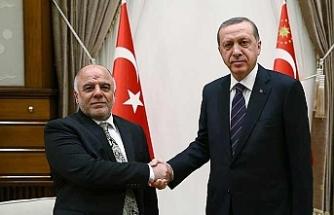 İbadi  Erdoğan görüşmesinden İmar ve güvenlik çıktı