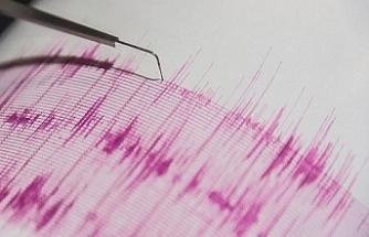 Japonya açıklarında 5,5 büyüklüğünde deprem