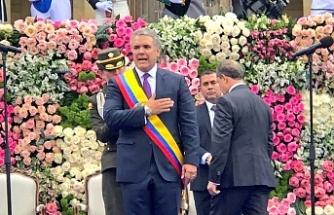 Kolombiya'nın yeni devlet başkanı göreve başladı