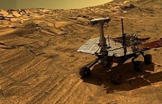 NASA uzay aracını kaybetti
