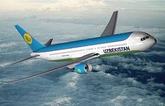 Özbekistan ve Suudi Arabistan arasında düzenli uçak seferleri başladı