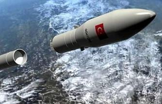 Türkiye Uzay Ajansı için geri sayım