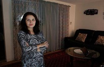 Afgan göçmeniydi, ABD'de eyalet temsilcisi olma yolunda