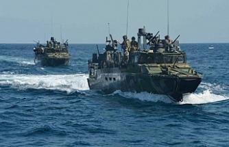 Basra Körfezi'nde İran gözaltısı