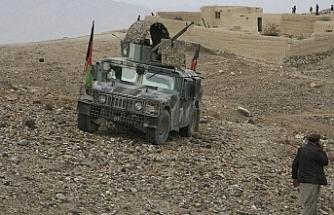 Bir ayda 513 Afgan güvenlik görevlisi öldü, 43'ü esir