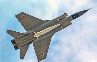 Bir Rus uçağı daha düştü
