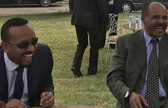 Eritre - Etiyopya barıştı Mısır bölgeye koştu