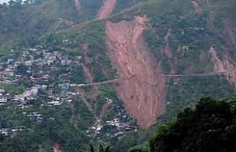 Filipinler'de toprak kayması