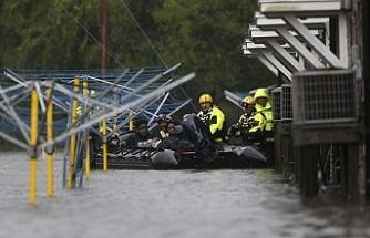 Florence kasırgası'nda hayatını kaybedenlerin sayısı artıyor