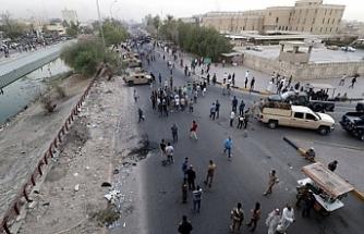 İran saldırının ardından Irak'a iki kapısını kapattı