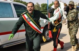 İran'dan dehşet anları FOTO-VIDEO