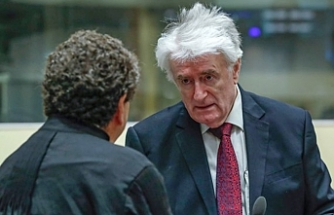 Karadzic hakim değişikliği istedi