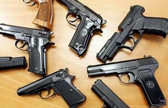 Kosova'daki yasa dışı silah sayısı açıklandı