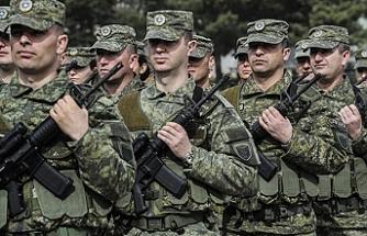 Kosovalı Sırplar, ordudan ayrılıyor