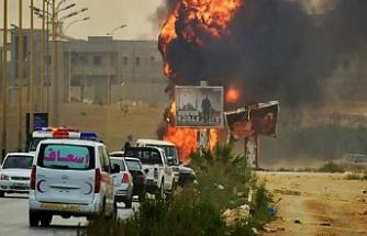 Libya'daki çatışmalar şiddetleniyor: 106 ölü