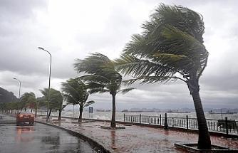 Marmara'ya şiddetli rüzgar uyarısı