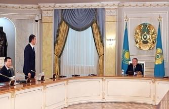 Nazarbayev'den yeni atamalar