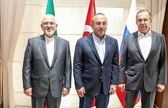 New York'ta büyük buluşma: İran, Rusya, Türkiye
