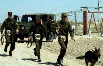 Özbekistan-Tacikistan'dan ilk kez ortak tatbikat