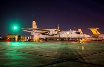 Rus askeri uçağı Akdeniz'de radardan kayboldu