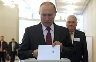 Rus halkı Putin'i cezalandırıyor