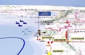 Rusya uçağın düşüş anını 3D yayınladı