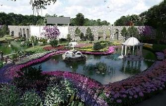 Sakarya Peyzaj ve Süs Bitkiciliği Festivali başlıyor