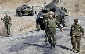Siirt'te PKK'ya operasyon