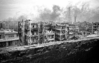 Suriye'nin yeniden inşası yarım asır sürebilir