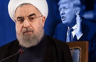Trump, Ruhani ile görüşmek istiyor