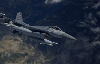 TSK: Kuzey Irak'ta 8 PKK'lı etkisiz hale getirildi
