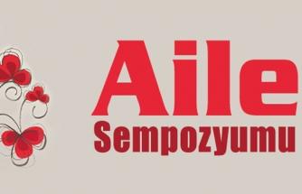 Ankara'da 'Aile Sempozyumu'