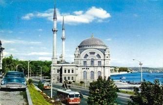 1960'lı yıllarda Dolmabahçe
