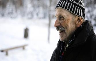 Bosnalı 'süper dede' dağcılıktan vazgeçmiyor