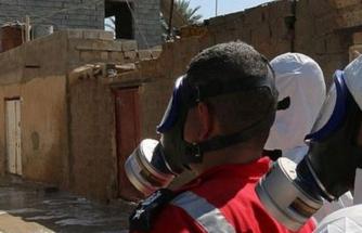 Musul'da 'kimyasal silah kullanıldı' iddiası