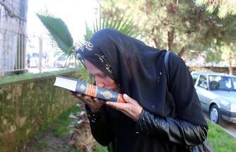 Türkiye'de yaşayan Alman kadın Müslüman oldu