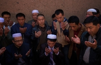 Hui Müslümanlarına Çin zulmü