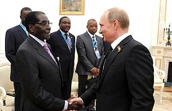 Rus dış politikasında Afrika