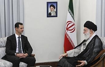 Esed'in Tahran ziyareti ne anlama geliyor?
