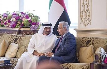 BAE rotasını Yemen'den Libya'ya mı çevirdi? Suudlarla çıkar çatışması mı yaşanıyor ?