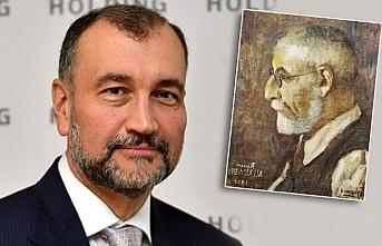 Murat Ülker 'Türkler'in milli ressamı'nı anlattı
